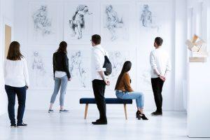 Art Gallery Design - Wall Decor Ideas