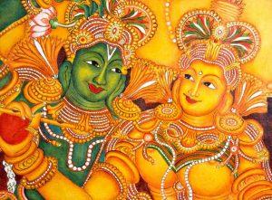 Beautiful Mural Paintings