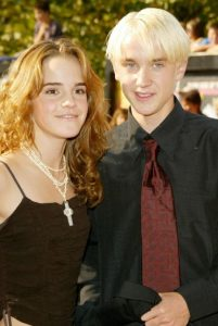 Social status does not matter - Hermione Granger