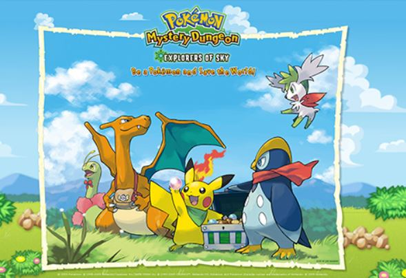Pokemon website