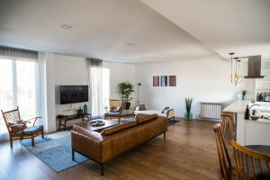 Beautiful house interior design living room