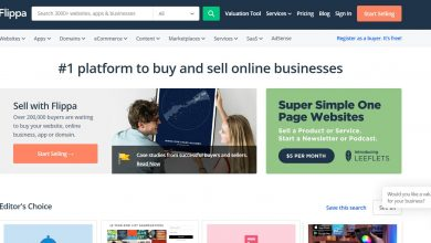 Photo of Amateur's Guide to Website Flipping: Selling Success