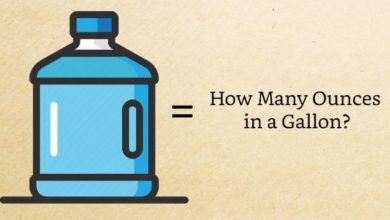 Photo of How many ounces are in a gallon?