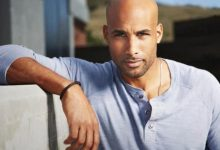 Photo of Behind the Scenes in the Life of Fitness Expert and Actor Boris Kodjoe