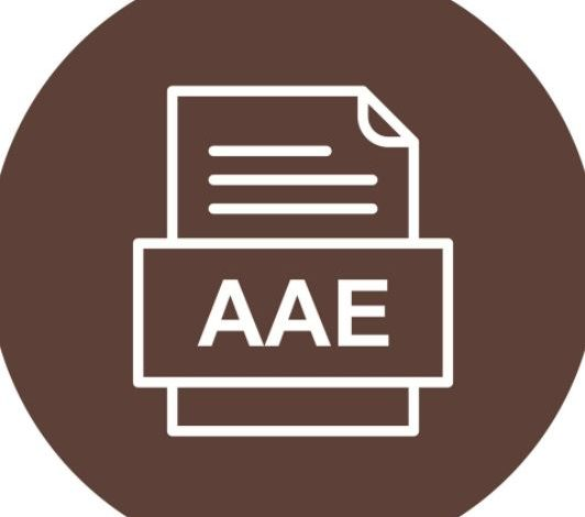 How to Open AAE file