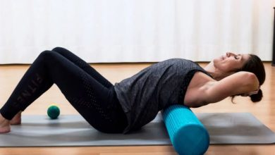 foam roller post-exercise