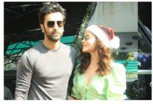 Alia Bhatt Joins Ranbir Kapoor for Christmas Lunch