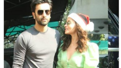 Alia Bhatt Joins Ranbir Kapoor for Christmas Lunch