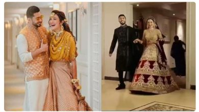 Gauhar Khan- Wedding Pictures