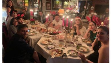 Kareena Kapoor, Saif Ali Khan Enjoy Christmas with Soha, Kunal Kemmu, Karisma