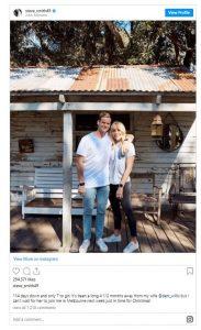 Steve Smith And Wife Endure Intense Christmas Sadness