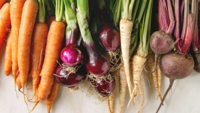 6 Season Root Vegetables and its Nutritional Value