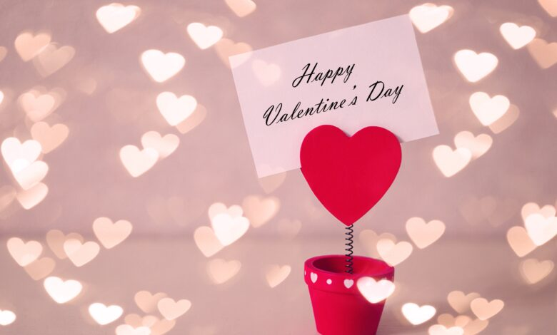 What is the meaning of Valentine's Day?