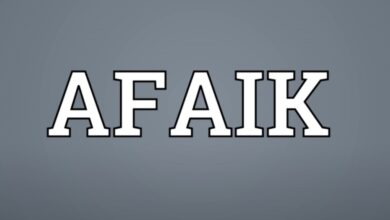 "What Does It Mean When You Say ""AFAIK"" and How Do You Use It?"