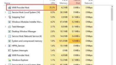 What Is the WMI Provider Host (Wmiprvse.Exe), And Why Is It Using So Much CPU?